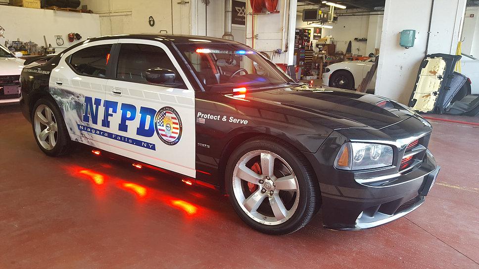 Police: Upfitting Solutions – Empire Emergency